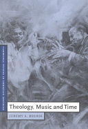 Theology  Music and Time