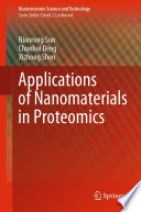 Applications of Nanomaterials in Proteomics