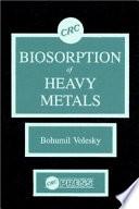 Biosorption of Heavy Metals
