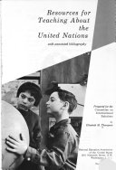 Resources for Teaching about the United Nations