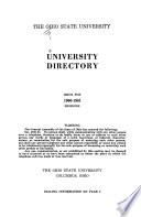 Ohio State University Bulletin