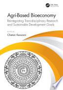 Agri Based Bioeconomy