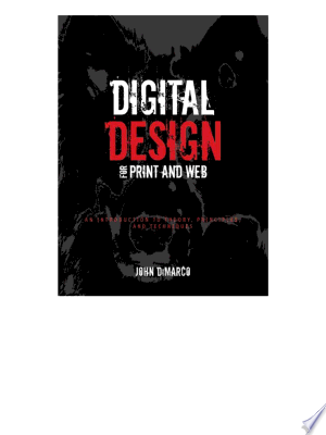 Download Digital Design for Print and Web online Books - godinez books