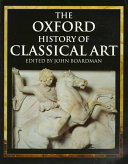 Cover of The Oxford History of Classical Art