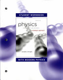 Student Workbook, Physics for Scientists and Engineers, a Strategic Approach with Modern Physics, Third Edition