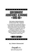 Government Assistance Almanac