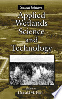 Applied Wetlands Science and Technology  Second Edition
