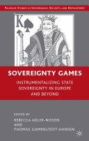 Sovereignty Games Pdf/ePub eBook