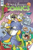 Walt Disney's Comics and Stories #740