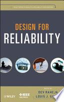 Design For Reliability Book PDF