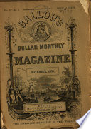 Ballou s Dollar Monthly Magazine