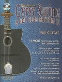 Gypsy Swing   Hot Club Rhythm II for Guitar