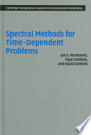 Spectral Methods for Time-Dependent Problems