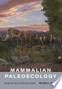 Mammalian Paleoecology Book