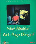 Who s Afraid of Web Page Design  Book
