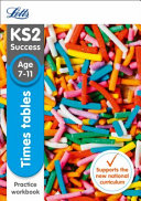 Times Tables, Age 7-11