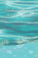 Teacher Planner 2019   2020  Weekly Lesson Planner   August to July  Set Yearly Goals   Monthly Goals and Weekly Goals  Assess Progress   Hearts of