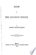 Tales of the Canadian Forest