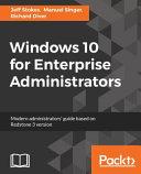 Windows 10 for Enterprise Administrators Book