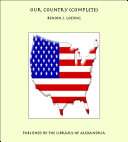 Our Country (Complete) [Pdf/ePub] eBook