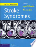 Stroke Syndromes 3ed Book