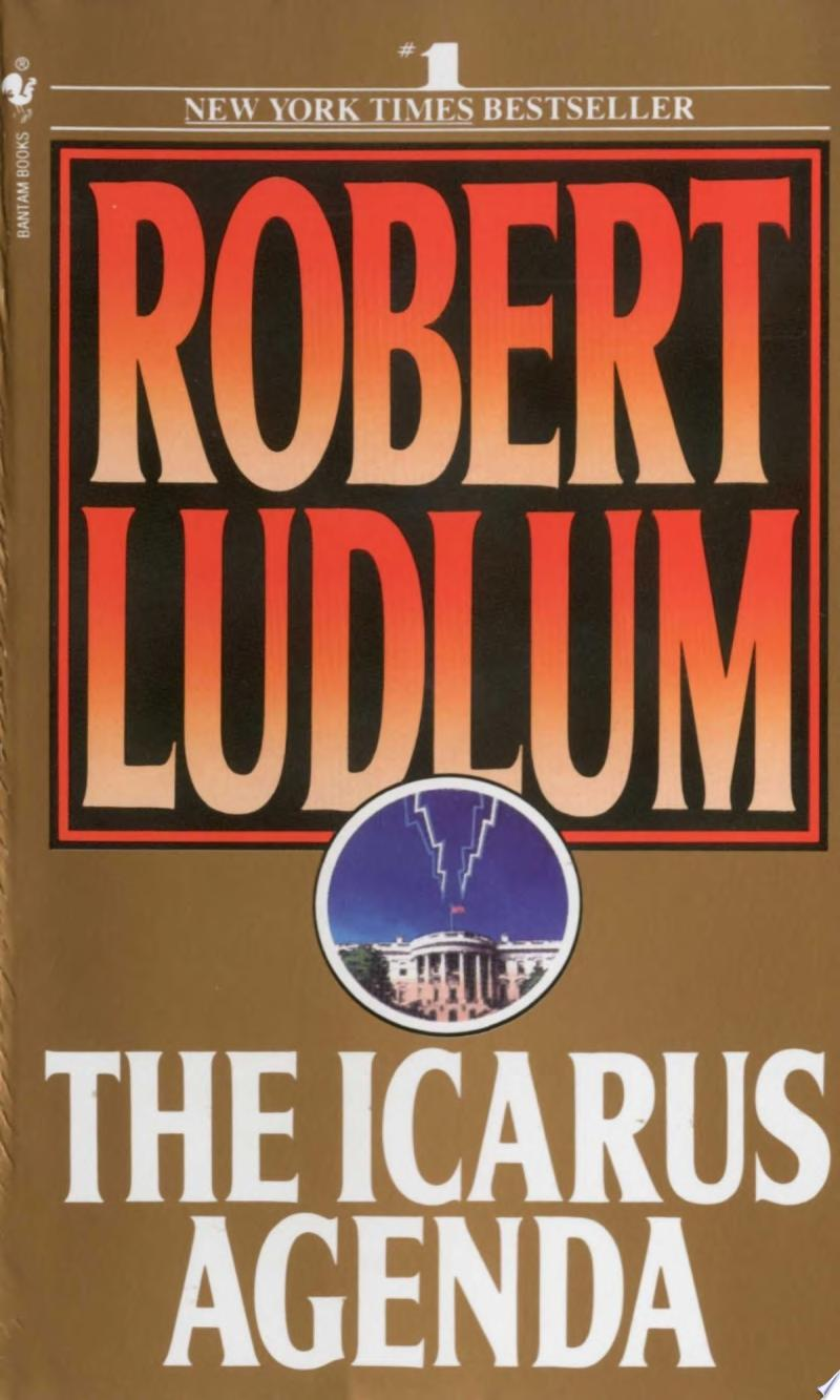 The Icarus Agenda banner backdrop