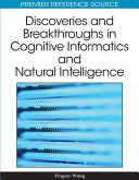 Pdf Discoveries and Breakthroughs in Cognitive Informatics and Natural Intelligence Telecharger