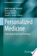Personalized Medicine Book