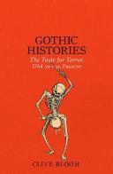 Gothic Histories Pdf/ePub eBook