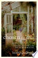 Chosen for Christ Book