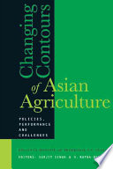 Changing Contours of Asian Agriculture