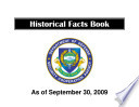 Foreign Military Sales Foreign Military Construction Sales And Other Security Cooperation Historical Facts As Of September 30 2009 Book PDF