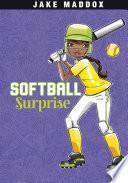 Softball Surprise Book