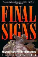 Final Signs Book PDF