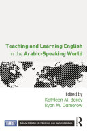Teaching and Learning English in the Arabic-Speaking World Pdf/ePub eBook