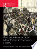 Routledge Handbook of Major Events in Economic History Book