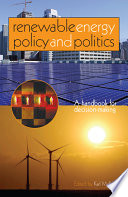 Renewable Energy Policy and Politics Book