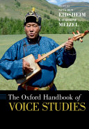 The Oxford Handbook of Voice Studies [Pdf/ePub] eBook