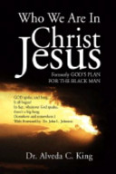 Who We Are In Christ Jesus Book PDF