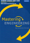 Masteringengineering Without Pearson Etext -- Access Card -- For Engineering Mechanics: Statics & Dynamics
