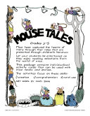 MOUSE TALES (ACT. FOR MOUSE NOVELS & STORIES) Gr. 3-5