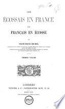 Les Ecossais en France, les Français en Écosse Pdf/ePub eBook