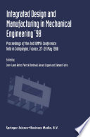 Integrated Design And Manufacturing In Mechanical Engineering 98