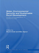 Water, Environmental Security and Sustainable Rural Development Pdf/ePub eBook