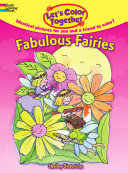 Let s Color Together    Fabulous Fairies