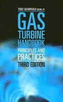 Gas Turbine Handbook  Third Edition Book