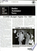 Justice Assistance News
