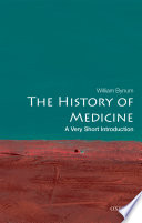 The History of Medicine  A Very Short Introduction