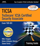 TICSA TruSecure ICSA Certified Security Associate Book