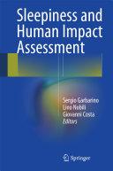 Sleepiness and Human Impact Assessment Pdf/ePub eBook